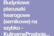 Placuszki:)