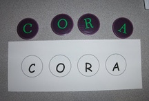 Learn to Spell Your Name Activities / Activities, games, and crafts to help your child learn to spell their name