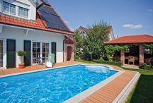 Twój piękny basen / Realizacje Pools Factory