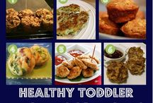 Toddler finger foods