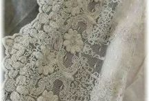 lovely lace & doilies