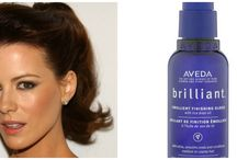 Celebrities and Aveda / by Natural Alternatives