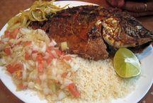 West Africa Food