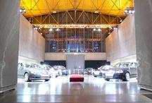 BACKSTAGE <Teil C> / Der dritte Hallenteil, 420 m2 groß.