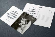 Wedding Lock the Date Postcard