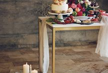 Simply Splendid Wedding Inspiration / Photographs by Simply Splendid