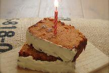 Glutenvrije koek en gebak / Gezonde lekkernijen