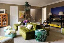 Colors interiors