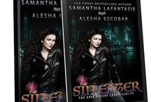 Sin Eater (The Aria Knight Chronicles #1) / 07.17.17 - she's going to turn your world upside down. This action-packed urban fantasy is Jessica Jones meets the Dresden files. Available for pre-order!