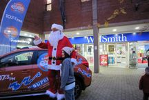 Event Management - Christmas / The annual Christmas lights on campaign - Guildhall Shopping Centre
