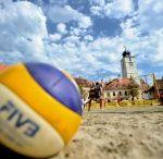 Sibiu Sands Photos / Beach Volley in historical Sibiu