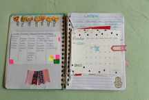 Notebook, Printables, calender pages, cute
