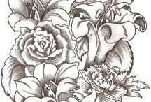 tattoo art / tattoo ideas