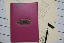 Книги ручной работы от Дар Рук
