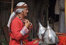 Clothing & Culture: Early Baltic / Latgallian, Livonian, Estonian, Semigallian, Latvian, etc. / by Kate {Beatriz Aluares}