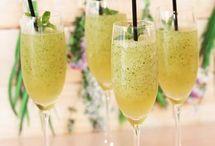 Cocktails aus dem Thermomix® / Hier versammeln wir die leckersten Cocktails aus dem Thermomix zu einer großen, leckeren Cocktail-Party. Mit und ohne Alkohol. Lecker!