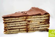 Tarta de Galletas M c/chocolate