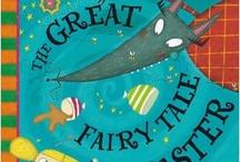 Fairy Tales/Folktales / by Kre8