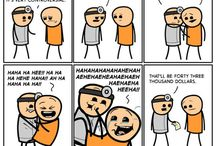 Stress Funnies