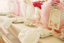 A LundynBridge Event - A Tea Party Birthday Party