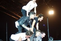 The pyramid of one direction