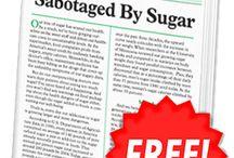 sabotaged by blood (diabetes 2)