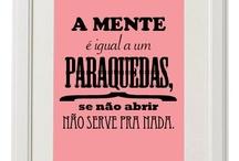 frases / by Clube da Joaninha ♥♥