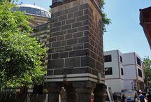 DİYARBAKIR-Dört Ayaklı Minare