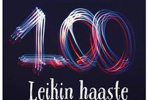 100 leikkiä draamaa
