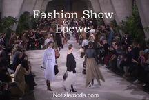 Loewe / Loewe collezione e catalogo primavera estate e autunno inverno abiti abbigliamento accessori scarpe borse sfilata donna.