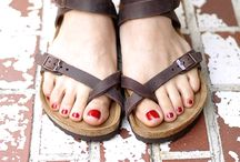 sandals!
