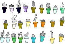 Cactus things