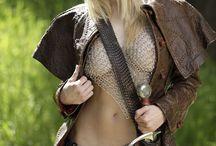 woman warriors