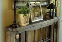 Entry Way / by Melissa D