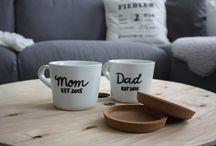 Geschenke werdende Eltern