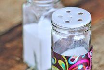 Upcycle Spice Jar Ideas