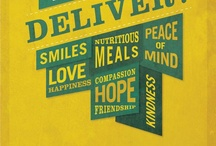 What Will You Deliver? / by Johnson County Meals On Wheels