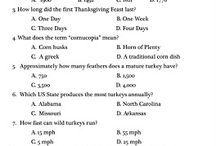 Holidays-Thanksgiving / by Brandy Thetford