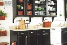 Kitchens / by Carla Lowe