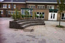 Schoolplein Zutphen