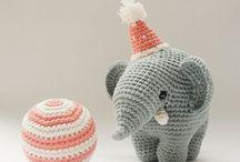 Amigurumi Elefant