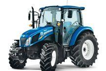 traktorit pojat