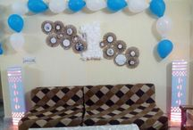 decoration done by me