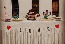 Love para las mesas