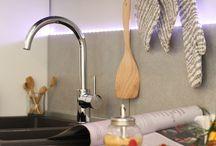 SAM Design - VIZIO Cucina kitchen taps