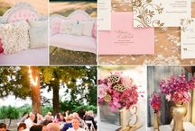 Wedding | Pink and Gold Inspiration