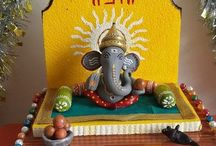 Ganesh decoration ideas