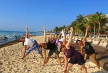 Yoga 'round the world