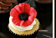 Anzac Day cupcakes & cookies