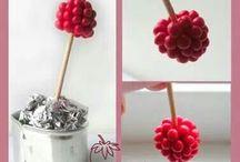 Fondant fruta